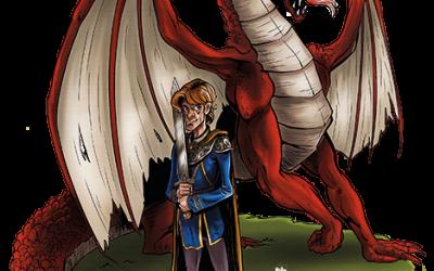 Ignoble Knight nieuwe serie bij C-edition